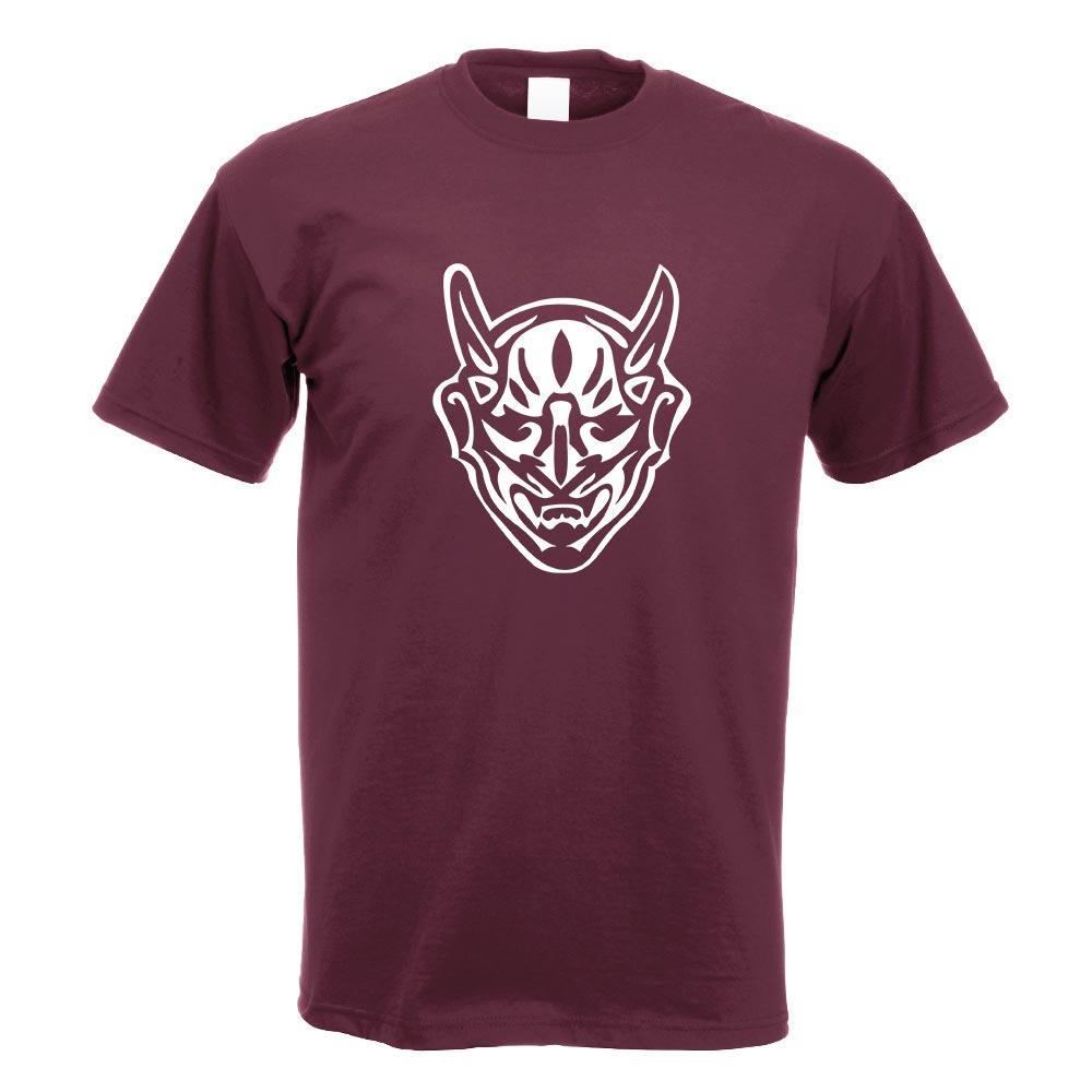 miniatura 12 - Diavolo T-Shirt Motivo Stampato funshirt Design Print