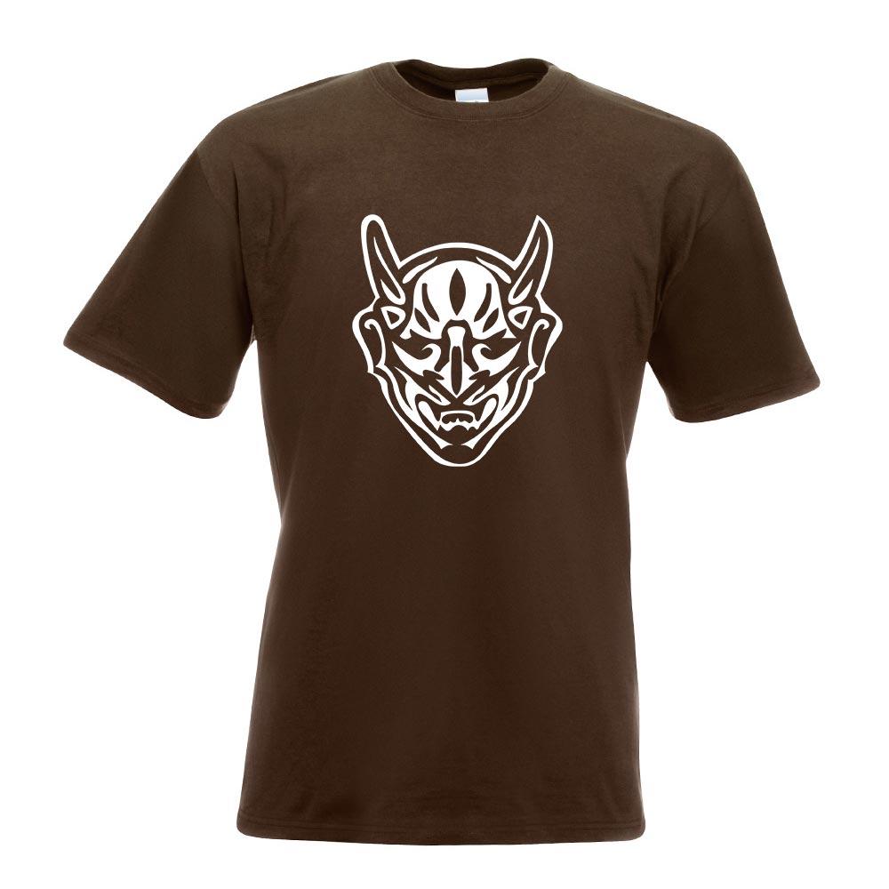 miniatura 13 - Diavolo T-Shirt Motivo Stampato funshirt Design Print