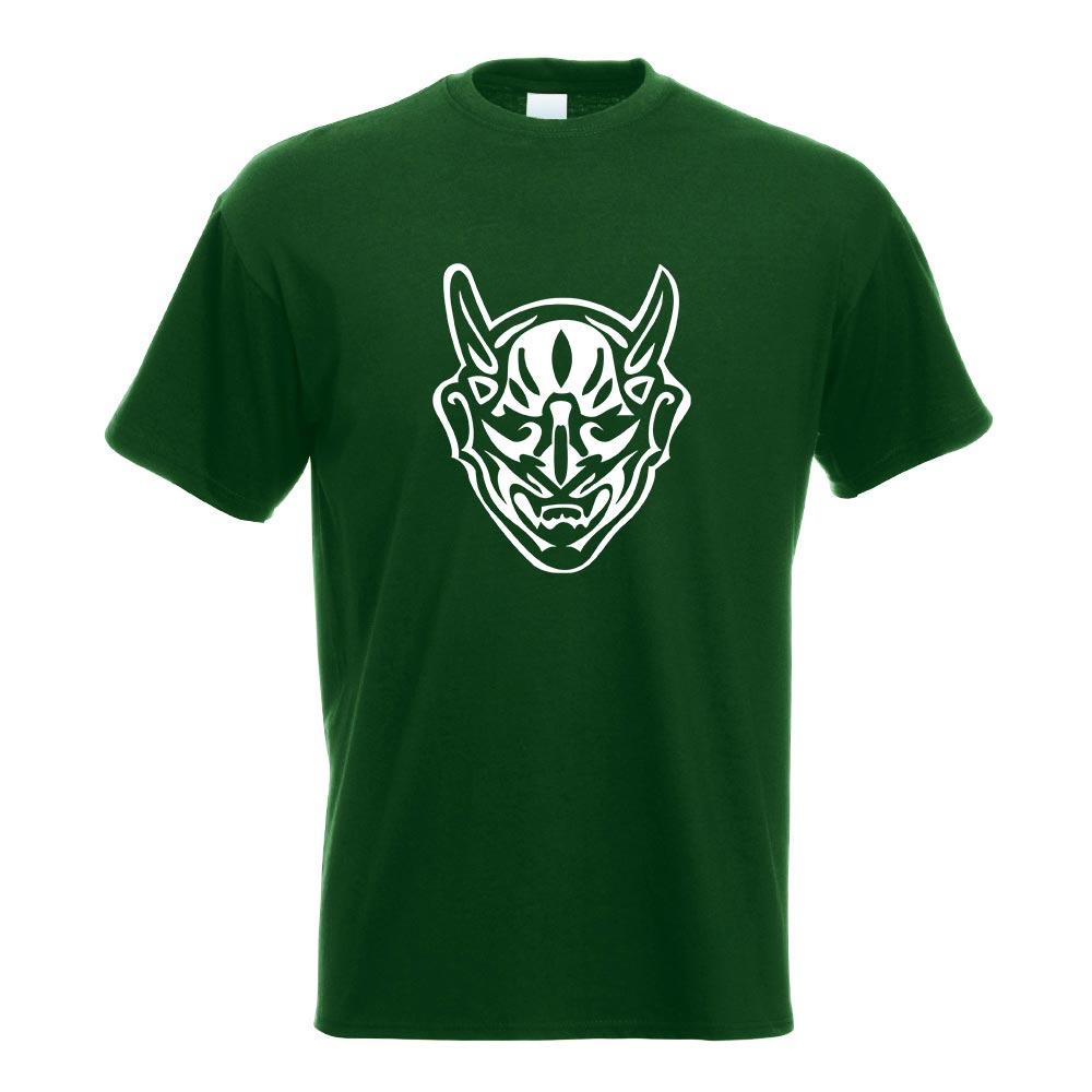 miniatura 14 - Diavolo T-Shirt Motivo Stampato funshirt Design Print