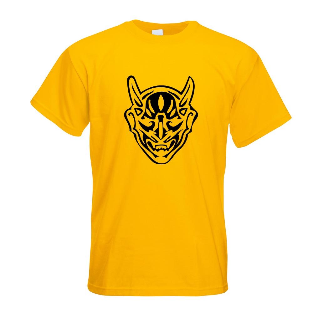 miniatura 15 - Diavolo T-Shirt Motivo Stampato funshirt Design Print