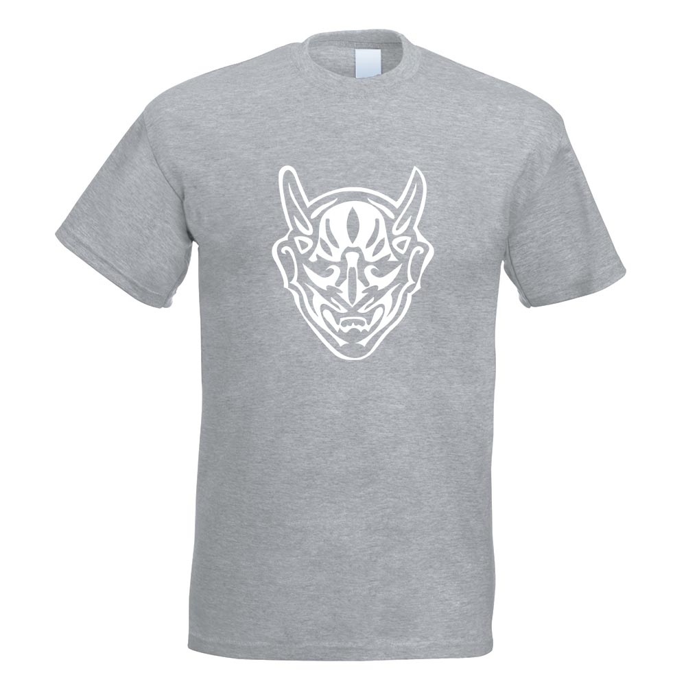 miniatura 16 - Diavolo T-Shirt Motivo Stampato funshirt Design Print