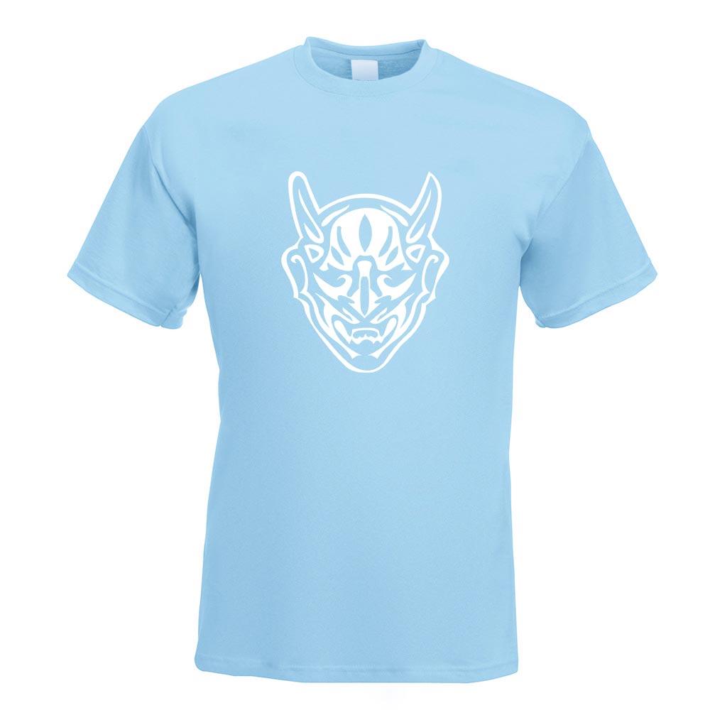 miniatura 6 - Diavolo T-Shirt Motivo Stampato funshirt Design Print