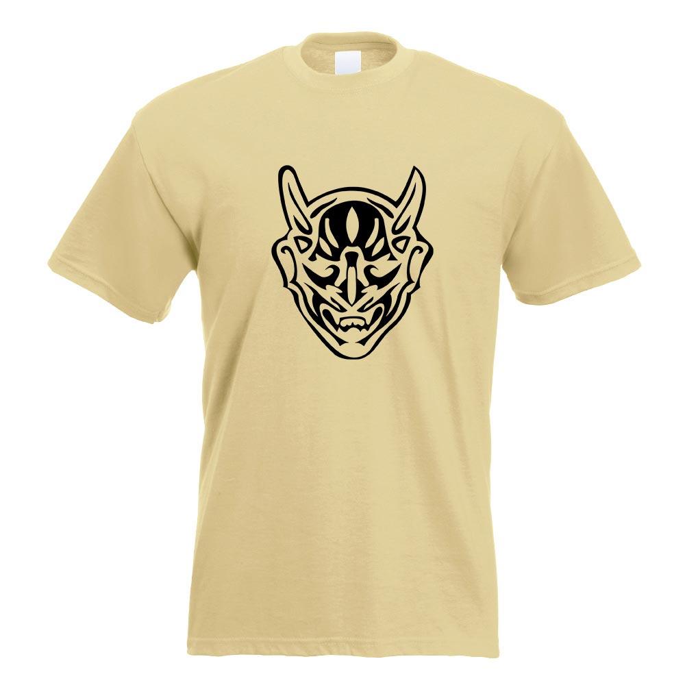 miniatura 17 - Diavolo T-Shirt Motivo Stampato funshirt Design Print