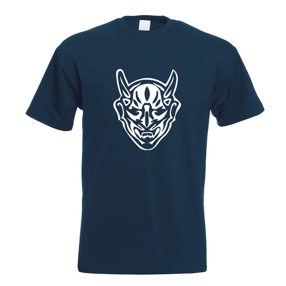 miniatura 7 - Diavolo T-Shirt Motivo Stampato funshirt Design Print