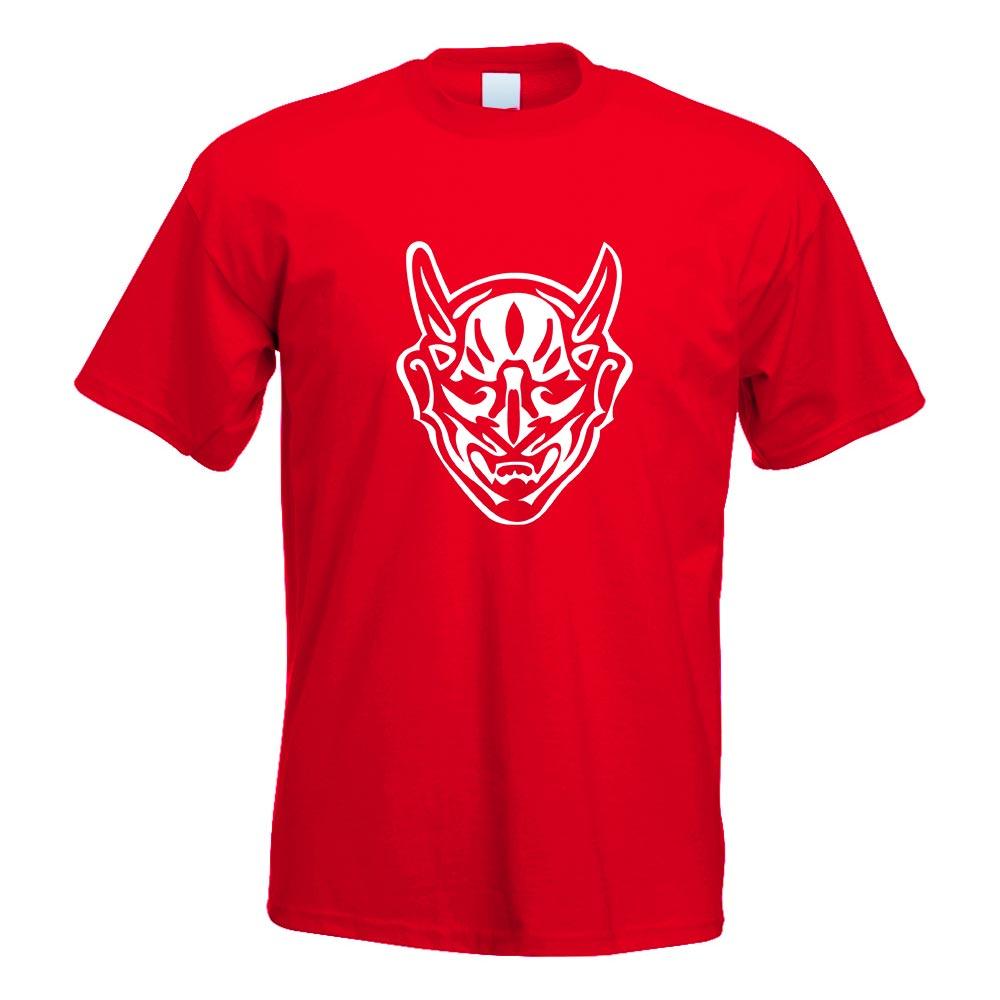 miniatura 9 - Diavolo T-Shirt Motivo Stampato funshirt Design Print