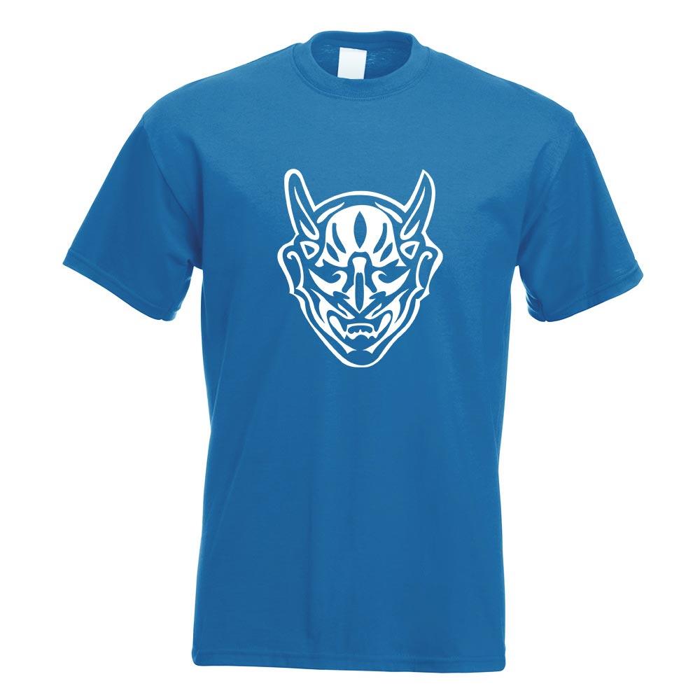 miniatura 19 - Diavolo T-Shirt Motivo Stampato funshirt Design Print
