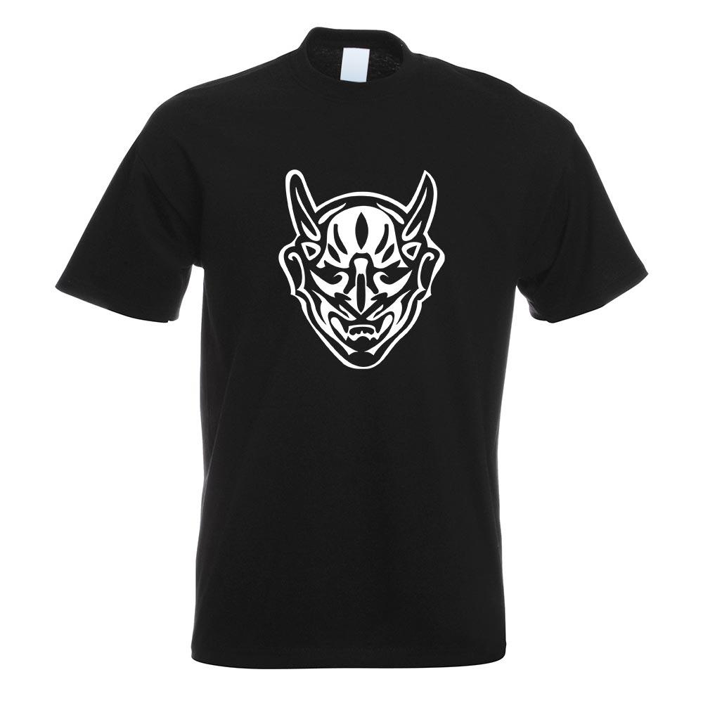 miniatura 10 - Diavolo T-Shirt Motivo Stampato funshirt Design Print